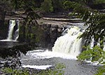 Western U.P. Waterfalls