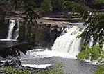 Western U.P. Waterfalls